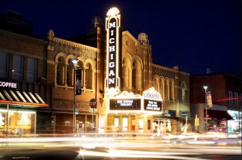 Premium membership for two to the Michigan Theater