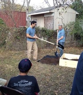 Community Garden Dec '12