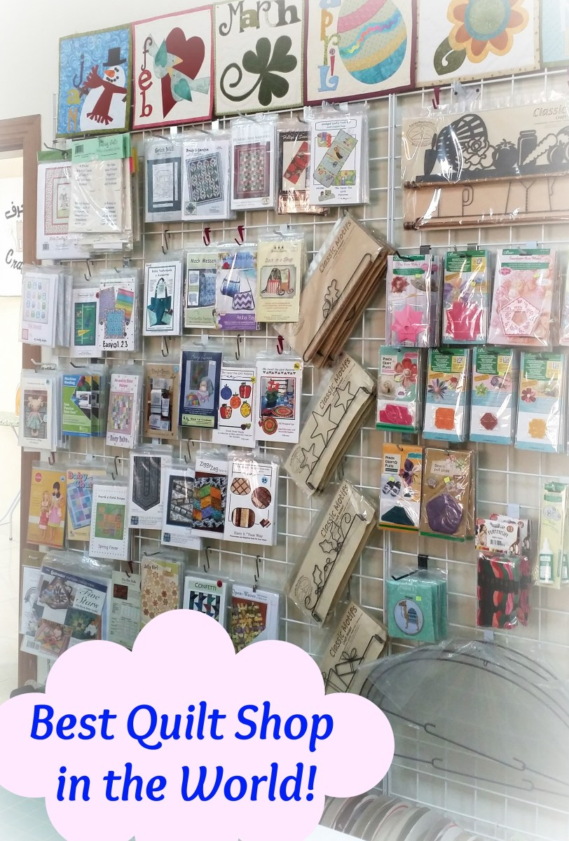 The Best Quilt Shop in the World