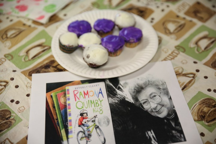 Celebrating Beverly Cleary's Birthday