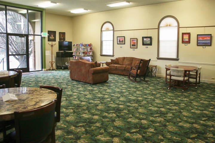 The Delany Room - Reserve for your community or family event