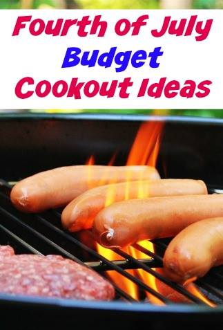 cookout budget