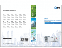 DMA-Moduar combined type air handling units