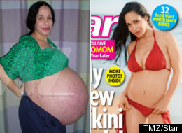 Octomom On Welfare Following Failed Adult Movie Career