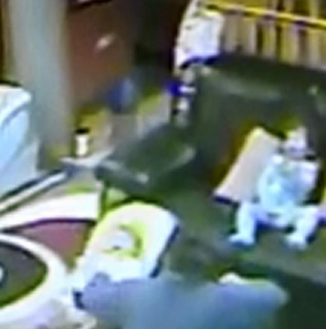Nanny Caught On Camera Slapping And Shaking Infant (VIDEO)