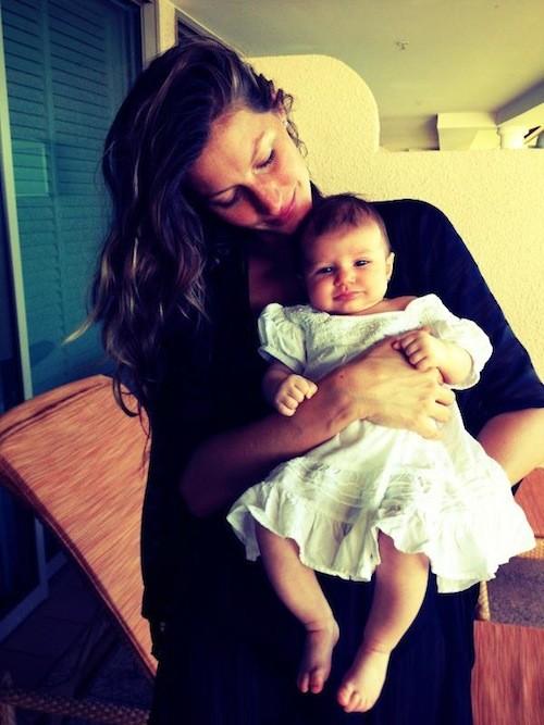 Oh la la! Gisele Shows Off Rockin Post Baby Body