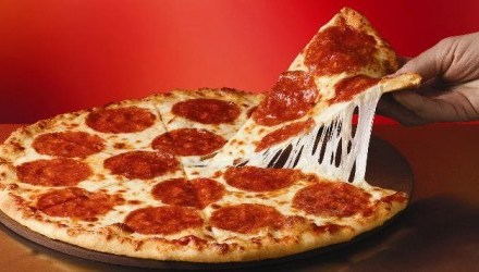 Pizza Hut Slices Now On The Menu