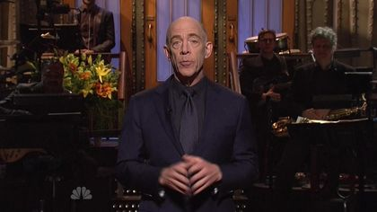 J.K. Simmons SNL:  See How Oscar Nominee Whipped Everyone Into Shape