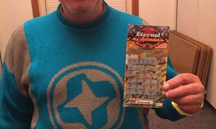 Homeless man lottery ticket: Aspen man wins $500,000