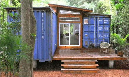 Phoenix shipping container homes could solve city housings problems