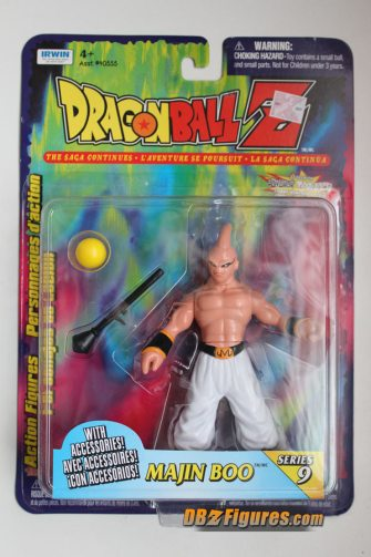 Majin Boo Action Figure by Irwin Toys