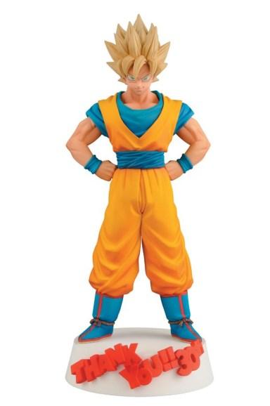 Prize A - Super Saiyan Goku
