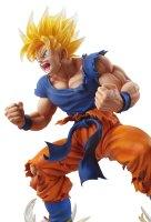 Medicos Super Saiyan Son Goku Ver.2 Clear Hair Edition