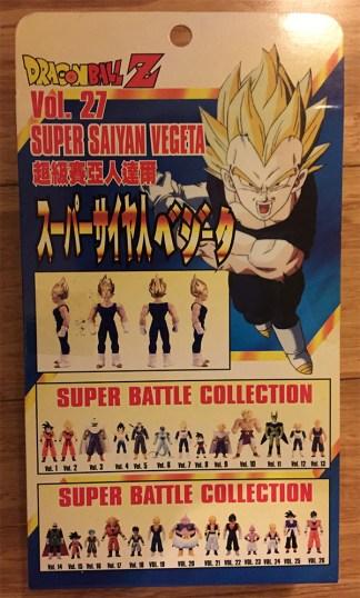 Super Battle Collection Vol. 27 - Super Saiyan Vegeta