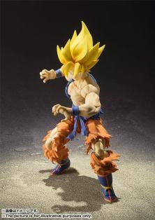 SH Figuarts Battle Damaged Goku