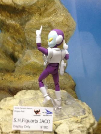 SDCC 2015 Tamashii Nations Booth Jaco the Galactic Patrolman