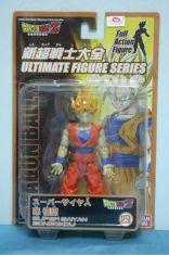 Ultimate Figure Full Action - Vol. 4 Super Saiyan Goku