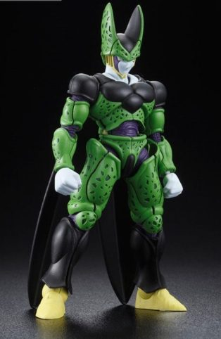 Figure Rise Standard Cell