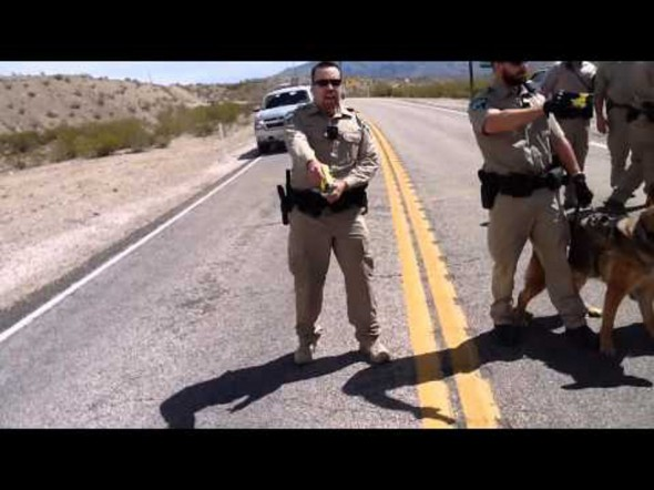 BLM agents v Clive Bundy supporters