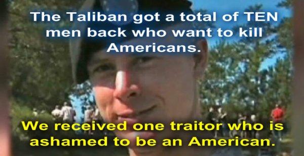 bowe bergdahl traitor