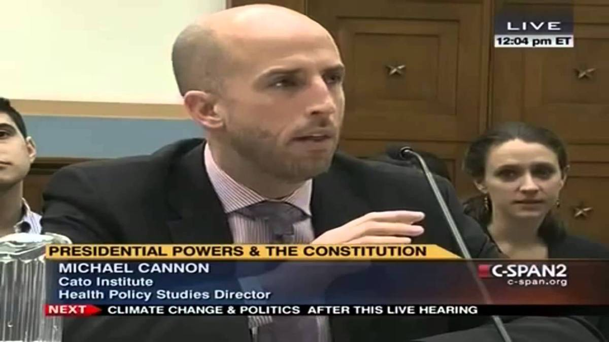 "Congressional Testimony: If the Government Is Not Constrained By Law It Is ""our revolutionary right to overthrow it"""