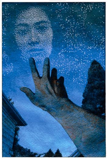 Modern Love Illustration for the New York Times.