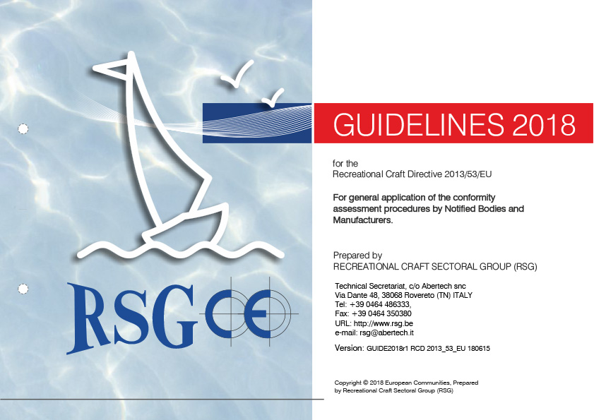 RSG Guidelines 2018