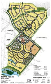 Harris Ranch - Plan