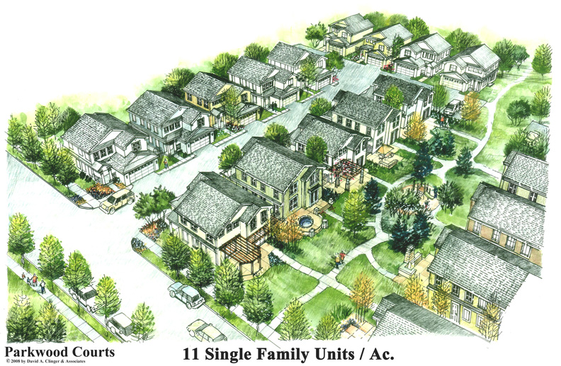 High Density Single Family Cost Cutting Concepts | David A