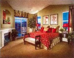 Townhomes - Bedroom