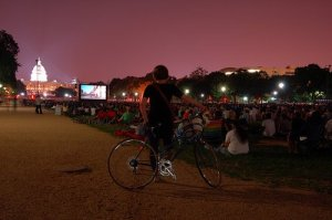 Facebook photo from Friends of Screen on the Green
