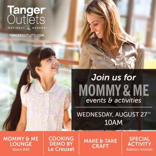 Tanger Outlet Mommy & Me