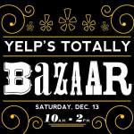 Yelp's Totally Bazaar - LOGO