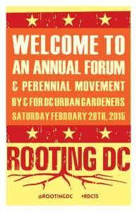 Rooting DC 2015