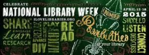 National Library Week 2015 - Banner