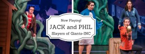 Imagination Stage - JACK and Phil Slayers of Giants-INC