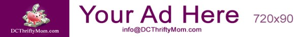 DC Thrifty Mom YOUR AD HERE
