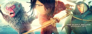 Kubo and the two strings - Banner