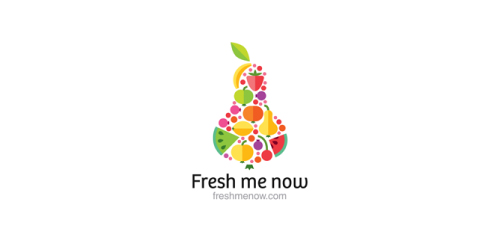 Fruit and vegetable logos00018