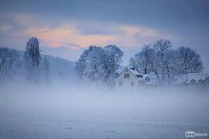 winterliches Laubegast
