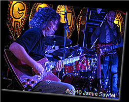 Kimock at Jam Cruise 2010