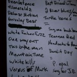 Setlist - The Mother Hips at Great American Music Hall December 18 2011 | (♥) Deadheadland