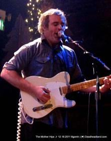Greg Loiacano - The Mother Hips at Great American Music Hall December 18 2011 | (♥) Deadheadland