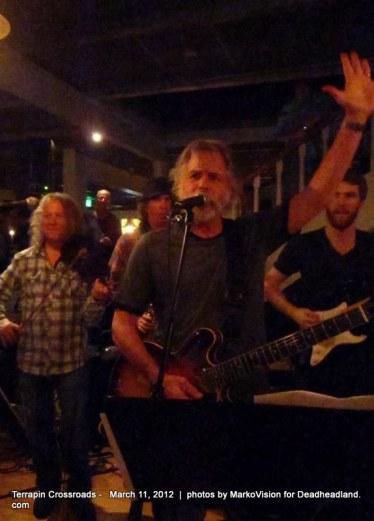 Bob Weir - Phil and Friends - Terrapin Crossroads 3.11.2012