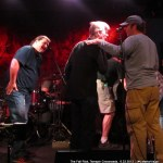 Jeff Pehrson, Phil Lesh, Sammy Johnston, the Fall Risk at Terrapin Crossroads