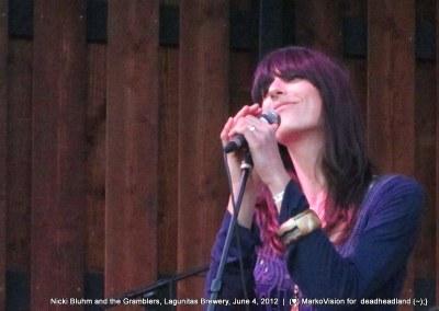 Nicki Bluhm and the Gramblers - Lagunitas, Petaluma CA - ©MarkoVision (15)