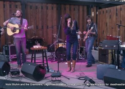 Nicki Bluhm and the Gramblers - Lagunitas, Petaluma CA - ©MarkoVision (4)