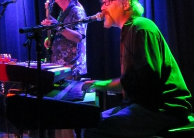 Mookie Seigel keys  - Donna Jean Godchaux Band - Sweewater Music Hall July 25 2012 © Deadheadland & Markovision (2)
