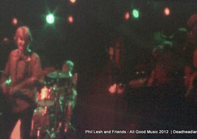 Phil Lesh and Friends - All Good Music Festival 2012  (2)
