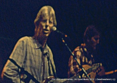 Phil and Brian Lesh Phil Lesh and Friends - All Good Music Festival 2012  (8)